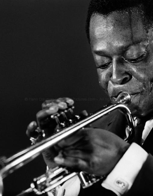 Miles Davis, Randall's Island Jazz Festival, New York, August 1960
